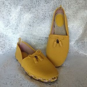 Coach Madison Espadrilles - Canary